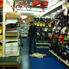 Photo taken at The Shoe Box by William M. on 10/17/2011