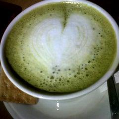 Photo taken at Freshco Cafe by Livia Lintang P. on 7/10/2012