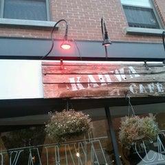 Photo taken at Kahwa Café by Hafedh Z. on 9/2/2011