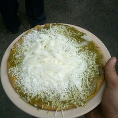 Photo taken at La Memelas De Quito by CheckoHill on 1/29/2012
