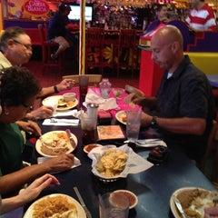 Photo taken at El Mercado by Christina C. on 8/18/2012