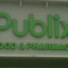 Photo taken at Publix by  Bekah  on 10/27/2011