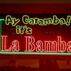 Photo taken at Taqueria La Bamba by Ron v. on 3/12/2011