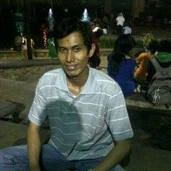 Photo taken at Taman ayudia by Rochdiansyah A. on 8/30/2011