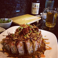 Photo taken at Spicy Tuna by David R. on 5/23/2012