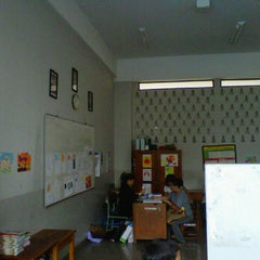 Photo taken at Strada Nawar School by Edwin G. on 6/11/2011