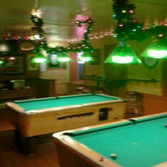 Photo taken at Hulmeville Inn by Thom L. on 1/5/2012