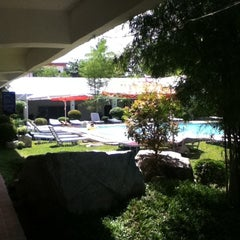 Photo taken at Jamont Pool Area by Boy Ty on 4/1/2012