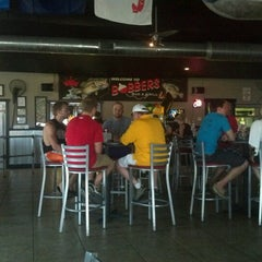 Photo taken at Bobber's Bar and Grill by Denise P. on 6/16/2012