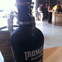 Photo taken at Iron Fist Brewing by darryl L. on 7/31/2011