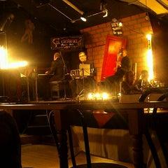 Photo taken at Cachafaz Tango Bar by Alonzo R. on 10/2/2011