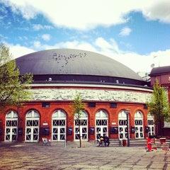 Photo taken at Wallmans Cirkusbygningen by Lasse F. on 5/6/2012