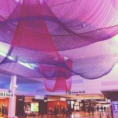 Photo taken at Terminal 2 by Sierra on 11/29/2011