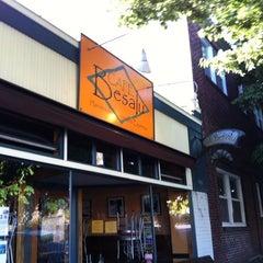 Photo taken at Cafe Besalu by Greg R. on 9/4/2011