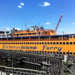 Photo taken at Staten Island Ferry - St. George Terminal by Gus C. on 8/23/2011
