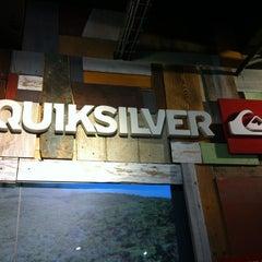 Photo taken at Quiksilver by Alex W. on 8/17/2012