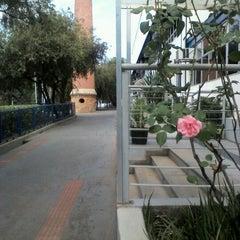 Photo taken at Faculdade Estácio de Sá by Michele B. on 7/31/2012