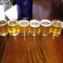 Photo taken at 5 Seasons Brewing by Clay C. on 8/5/2012