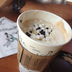 Photo taken at Caribou Coffee by Michelle C. on 7/7/2012