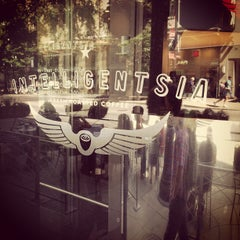 Photo taken at Intelligentsia Coffee by Matt E. on 6/6/2012
