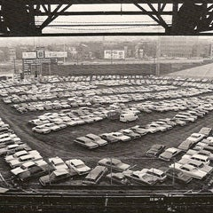 Photo taken at Site of Crosley Field by Cincinnati History Photos on 8/9/2011