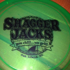 Photo taken at Shagger Jacks by Lisa A. on 4/1/2012