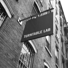 Photo taken at Turntable Lab by laura h. on 11/7/2011