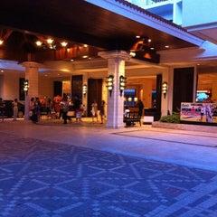 Photo taken at Shangri-La's Mactan Resort and Spa by Clarissa S. on 8/1/2012