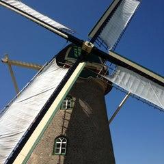 Photo taken at Molen van Goidschalxoord by Jaap V. on 5/26/2012