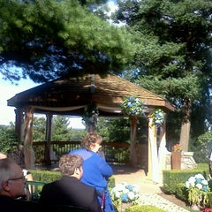 Photo taken at Pine Knob Mansion by Rich J. on 8/17/2012