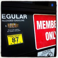 Photo taken at Costco Gasoline by Cody M. on 5/27/2012