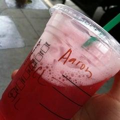 Photo taken at Starbucks by Aaron on 8/6/2012
