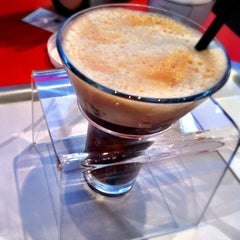 Photo taken at espressamente illy by Kate K. on 4/13/2012