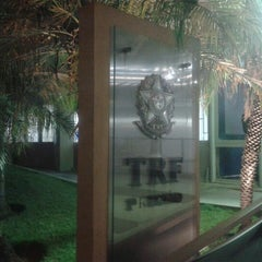 Photo taken at Tribunal Regional Federal da 1ª Região (TRF1) by Ricardo S. on 6/15/2012