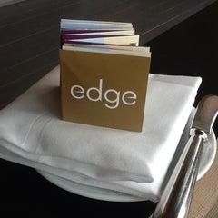 Photo taken at Edge by Pilada L. on 5/25/2012