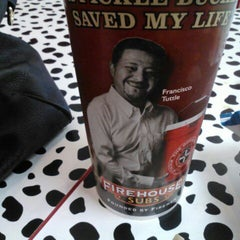 Photo taken at Firehouse Subs by Chez S. on 3/19/2012