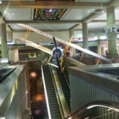 Photo taken at Terminal 3 by Lawrence R. on 4/29/2012
