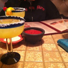 Photo taken at Rancho Viejo Mexican Grill by Mehgan B. on 2/28/2012
