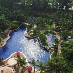 Photo taken at Marriott Putrajaya Hotel by Yohan M. on 8/11/2012
