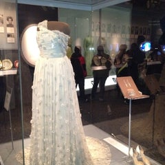Photo taken at The First Ladies Exhibition by Frank W. on 2/20/2012
