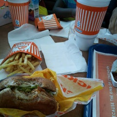Photo taken at Whataburger by Christopher C. on 6/17/2012