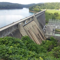 Photo taken at Norris Dam State Park by Bobert H. on 8/19/2012