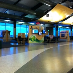Photo taken at Appleton International Airport (ATW) by Therese R. on 5/4/2012