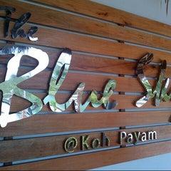 Photo taken at The Blue Sky Resort Koh Payam (เดอะบลูสกายรีสอร์ท เกาะพยาม) by Orachat R. on 8/3/2012