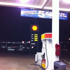 Photo taken at Shell by Randy on 8/6/2012