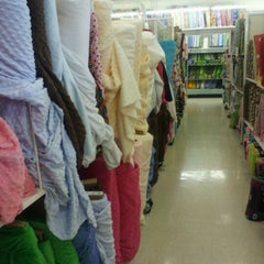 Photo taken at Jo-Ann Fabric and Craft by Sean T. on 10/8/2011
