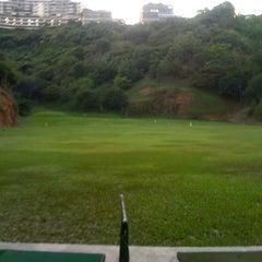 Photo taken at La Cinta Golf driving range by Joseph B. on 12/8/2011