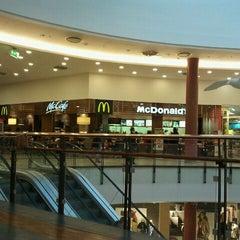 Photo taken at McDonald's by Aleksandrs S. on 11/14/2011