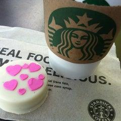 Photo taken at Starbucks by @mandosaywhat G. on 2/16/2012