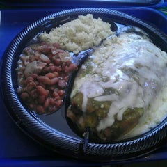 Photo taken at Paco's Tacos by Samuel Y. on 10/16/2011